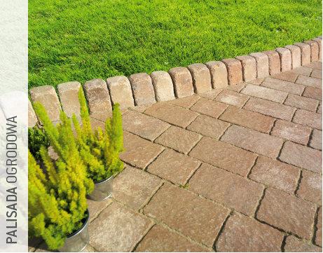 Galanteria ogrodowa betonowa